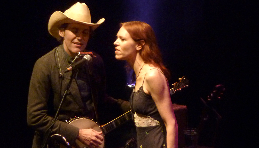 Sunday November 13th (2011) gillian welch and david rawlings