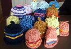 22nd: hats for kenyan babies