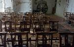 Wed 22nd<br/>empty chairs