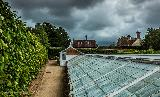 27th: westdean college glasshouses