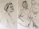 16th: life drawing friday