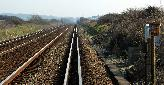 24th: the line to cooden beach