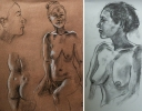 14th: life drawing friday