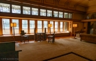frank lloyd wright room