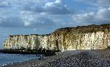 27th: chalky cliffs