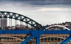 6th: tyne bridges