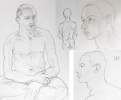13th: life drawing friday