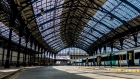 23rd: brighton train shed