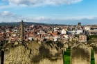 Thu 30th<br/>whitby view from st.marys