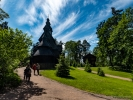 9th: stave church