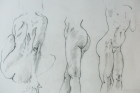 29th: life drawing friday